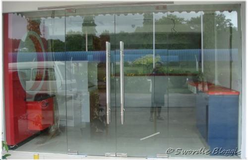 Penampang Post Office