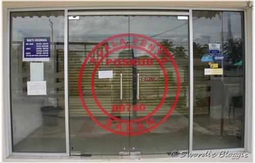 Kaula Penyu Post Office